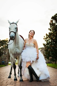 Sophisticated Luxury Wedding In St. Augustine Florida With A Touch Of Pomp And Circumstance