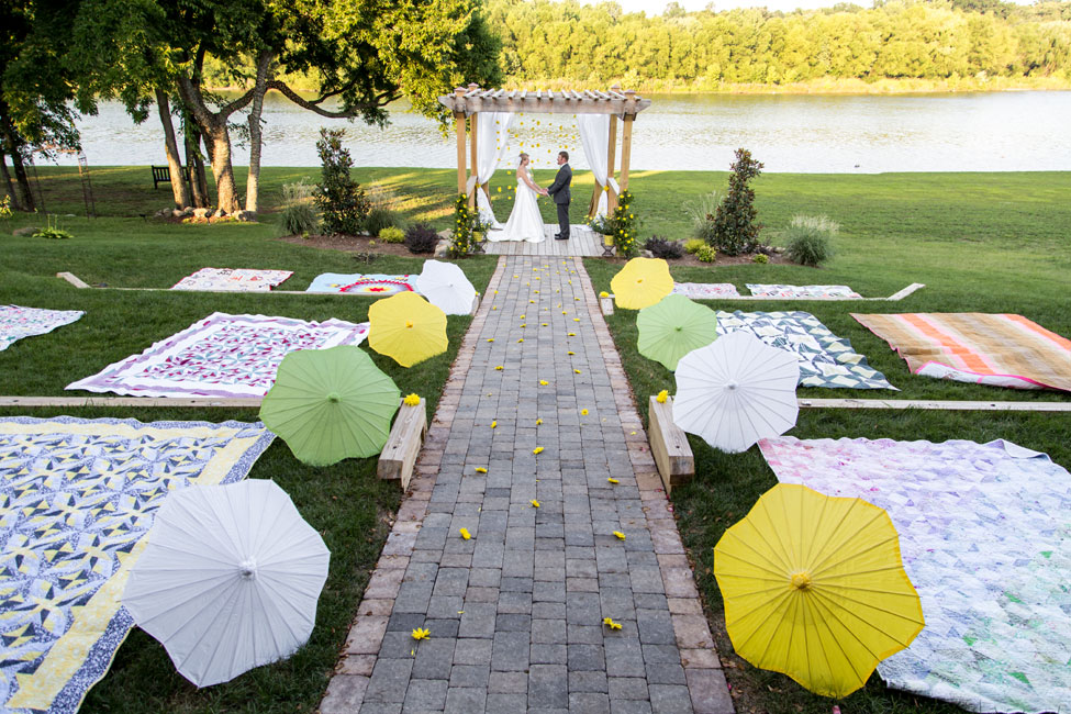 Citrus Infused Lakeside Country Wedding With Laid Back Whimsy | Photograph by Complete MVP  http://www.storyboardwedding.com/citrus-lakeside-country-wedding-laid-back-whimsy/