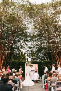 Quirky Charleston South Carolina Wedding In The Gardens Of The Gibbes ...