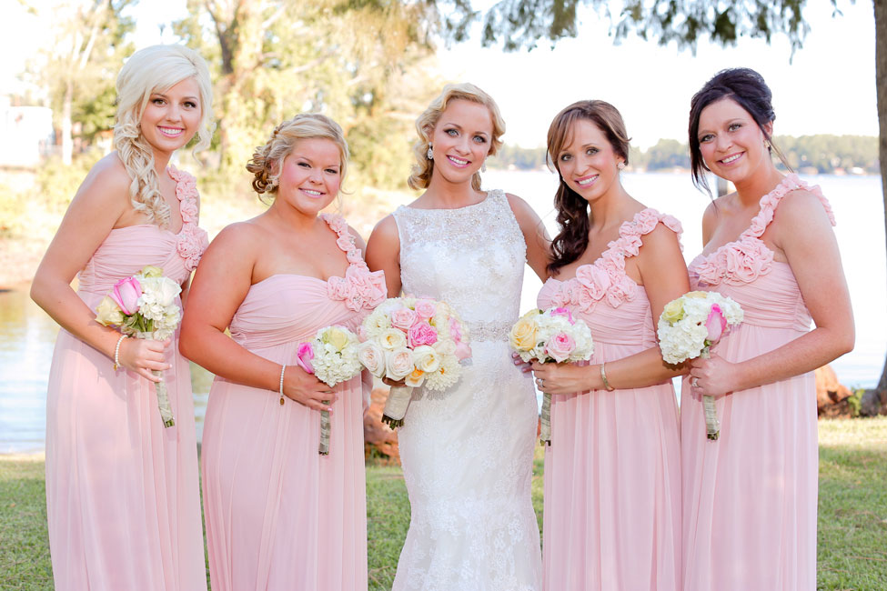 Vintage pink and gold wedding images for Pink and gold wedding dress