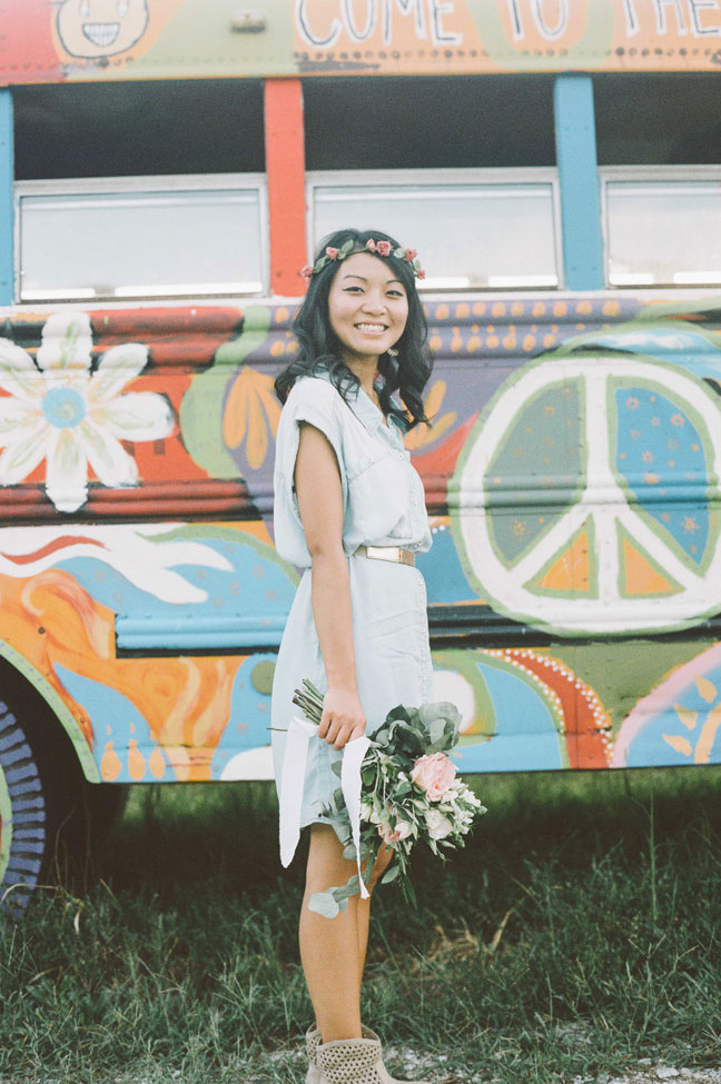 Wanderlust Hippie Chic Boho Engagement Session | Photograph by Kendra Elise Photography  http://www.storyboardwedding.com/wanderlust-hippie-chic-boho-engagement-session/