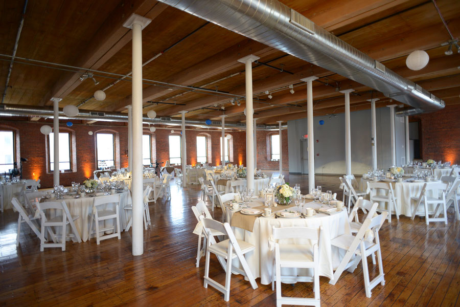 Rustic Industrial Twist On A Soft Winter Wedding Color Palette Of Light Blue, Buttercup Yellow & Beige | Photograph by dani. fine photography  https://www.storyboardwedding.com/rustic-industrial-twist-soft-winter-wedding-color-palette/