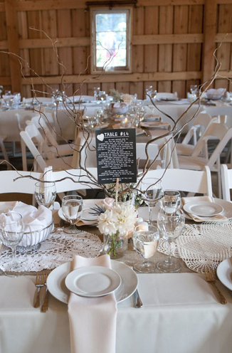 Rustic DIY Dream Wedding Featuring Burlap & Lace In British Columbia Canada | Photograph by Chiffon Photography