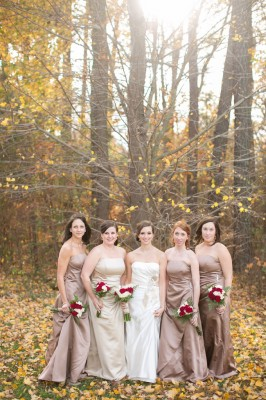 Country Rustic Virginia Wedding In Shades Of Cafe Au Lait | Photograph by Jen + Ashley Photography  http://storyboardwedding.com/country-rustic-virginia-wedding-cafe-au-lait/