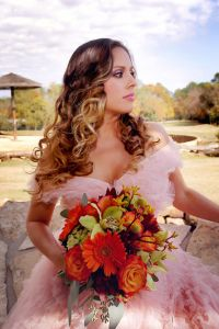 Modern Vintage Bridal Session At The Caldwell Zoo With Romantic Safari...