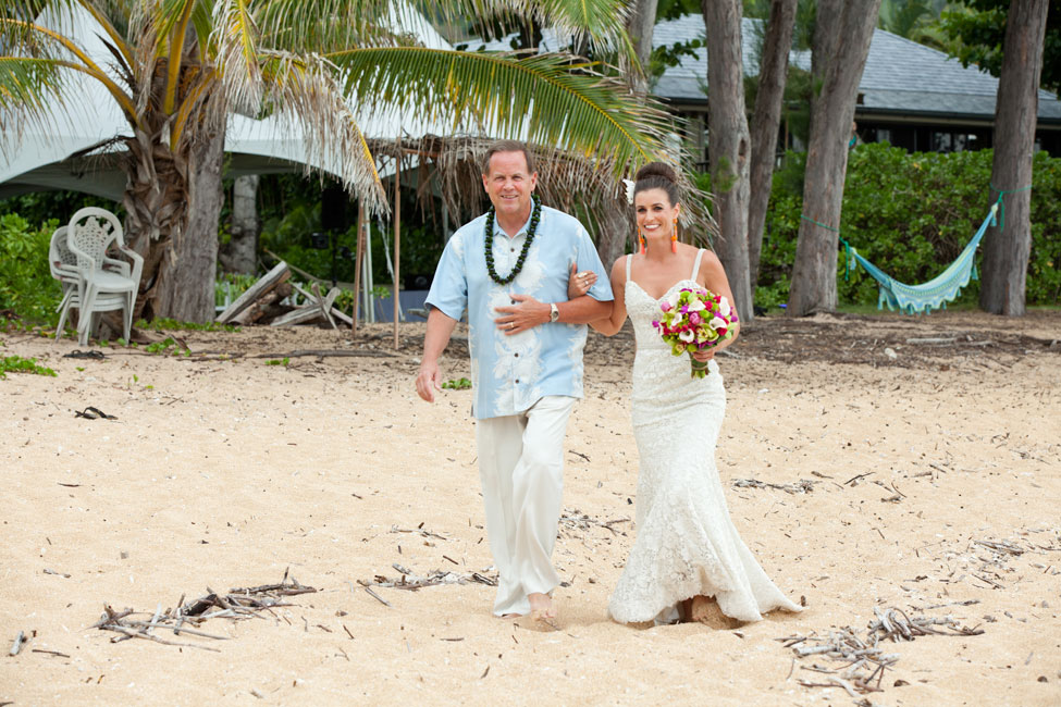 Technicolor Tropical Destination Wedding In Wainiha Bay Kauai Hawaii | Photograph by Martina Micko   https://storyboardwedding.com/technicolor-tropical-destination-wedding-wainiha-bay-kauai-hawaii/