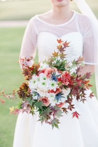 Timeless Early Fall Wedding At Two Rivers Country Club