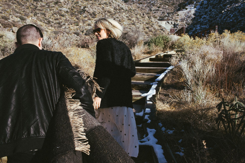 Free Spirited Boho Chic Albuquerque New Mexico Elopement   Photograph by Latisha Lyn Photography  https://storyboardwedding.com/free-spirited-boho-chic-albuquerque-new-mexico-elopement/