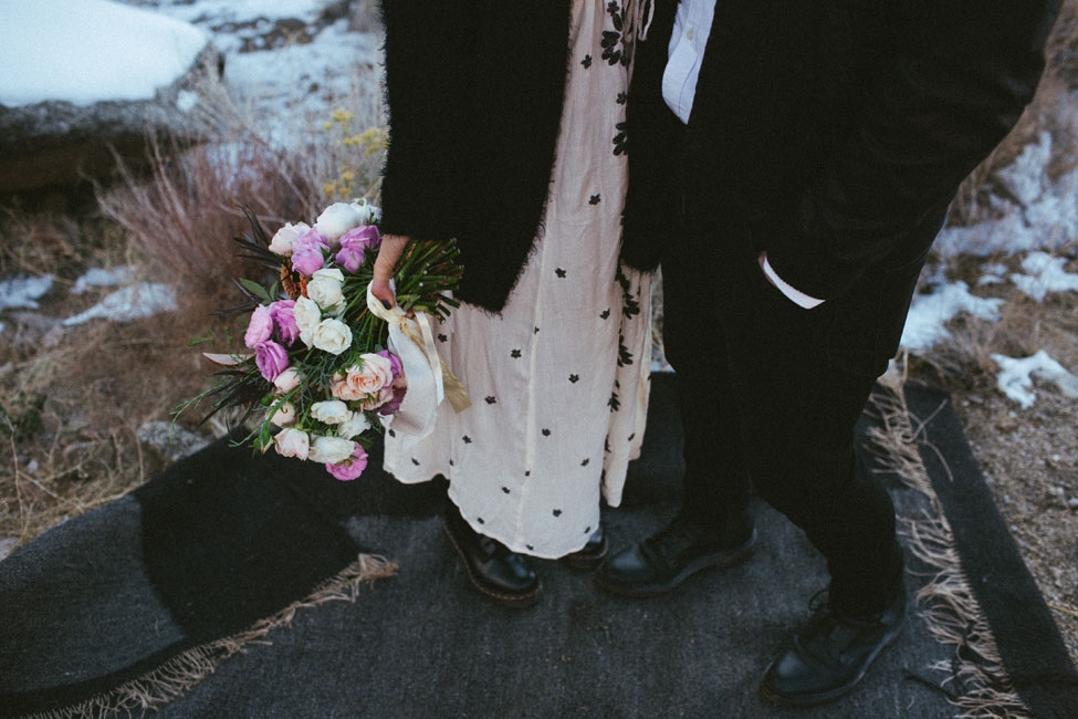 Free Spirited Boho Chic Albuquerque New Mexico Elopement | Photograph by Latisha Lyn Photography  http://storyboardwedding.com/free-spirited-boho-chic-albuquerque-new-mexico-elopement/