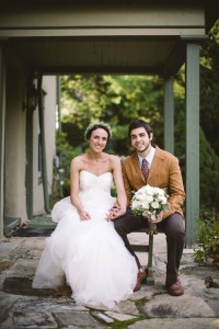 Intimate Wedding At The Sage Farmhouse With Free Spirit Sensibilities