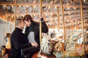 Lighthouse_Point_Park_Carousel_Engagement_Session_Christina_Corneau_Photography_1-h