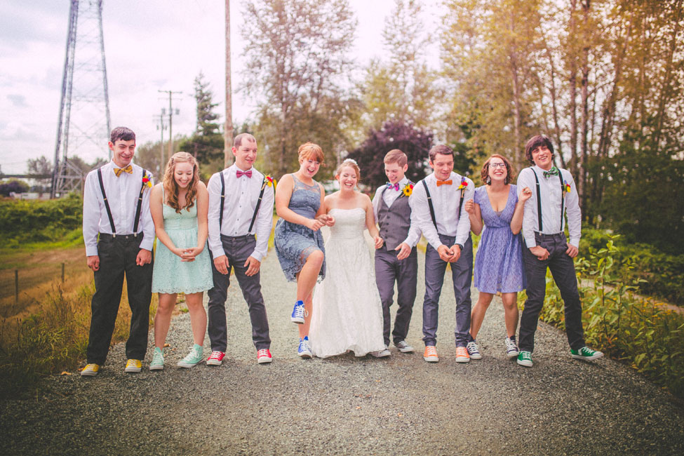 Summer Sweet British Columbia Wedding With Vintage Touches & Fantastic Emotions | Photograph by Love Out Loud Studios  https://storyboardwedding.com/summer-sweet-british-columbia-wedding-vintage-touches-fantastic-emotions/