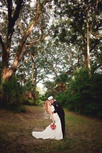 Vintage Nautical Wedding At The Ribault Club Jacksonville Florida