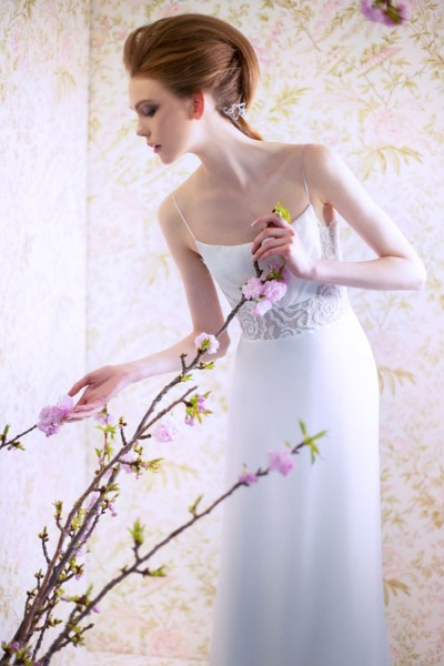 Angel Sanchez Spring Bridal 2015 Collection