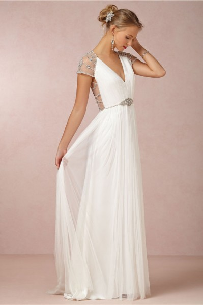 Why It Works Wednesday: BHLDNs Tallulah Wedding Dress