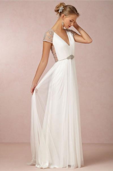 BHLDN Tallulah Gown
