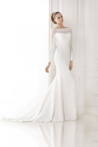Pronovias 2015 Bridal Collection Preview