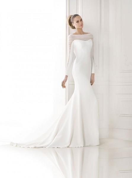 Pronovias 2015 Bridal Collection KAINDA
