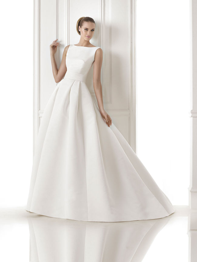 Pronovias 2015 Bridal Collection KALENA