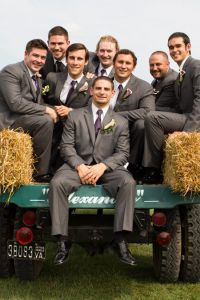 Purple Infused Country Wedding At The Inn at Kelly's Ford