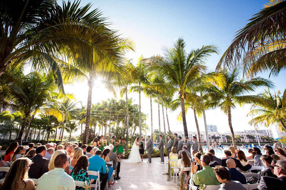 Hollywood Beach Florida Wedding Infused With Irish Spirit Photograph By Ricky Stern Photography Http