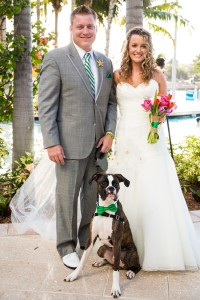 Hollywood Beach Florida Wedding Infused With Irish Beach Spirit