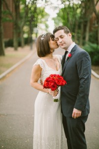 Intimate Cambridge Massachusetts Wedding In Harvard Square's Upstairs ...