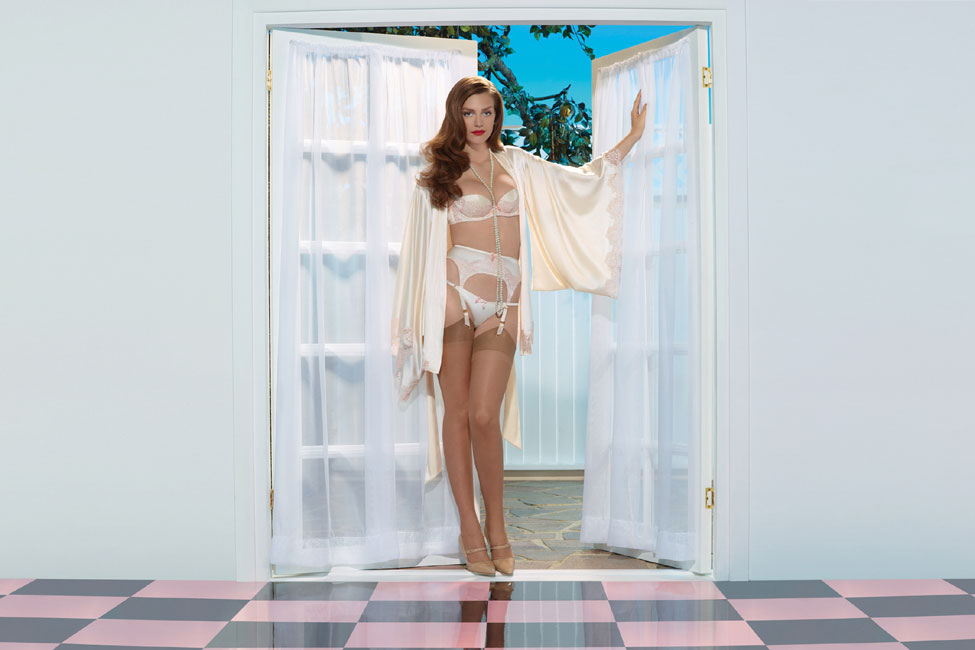 Agent Provocateur Spring Summer 2014 Collection
