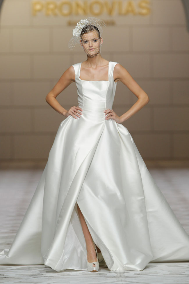 "Atelier Pronovias 2015 Wedding Dress Collection ""50 Years Dressing Dreams"" 50th Anniversary Presentation  https://storyboardwedding.com/atelier-pronovias-wedding-dress-2015-collection"