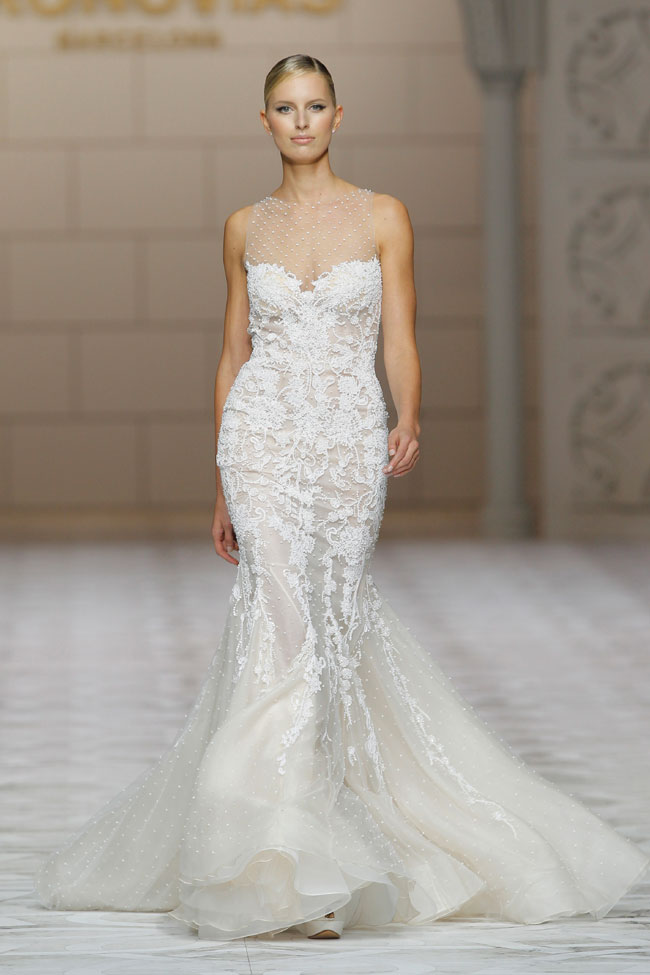 "Atelier Pronovias 2015 Wedding Dress Collection ""50 Years Dressing ..."