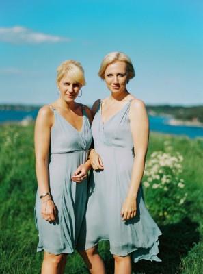 Classic Chic Swedish Summer Archipelago Wedding At Dalarö Skans | Photograph by 2 Brides Photography  http://storyboardwedding.com/classic-chic-swedish-summer-archipelago-wedding-dalaro-skans/