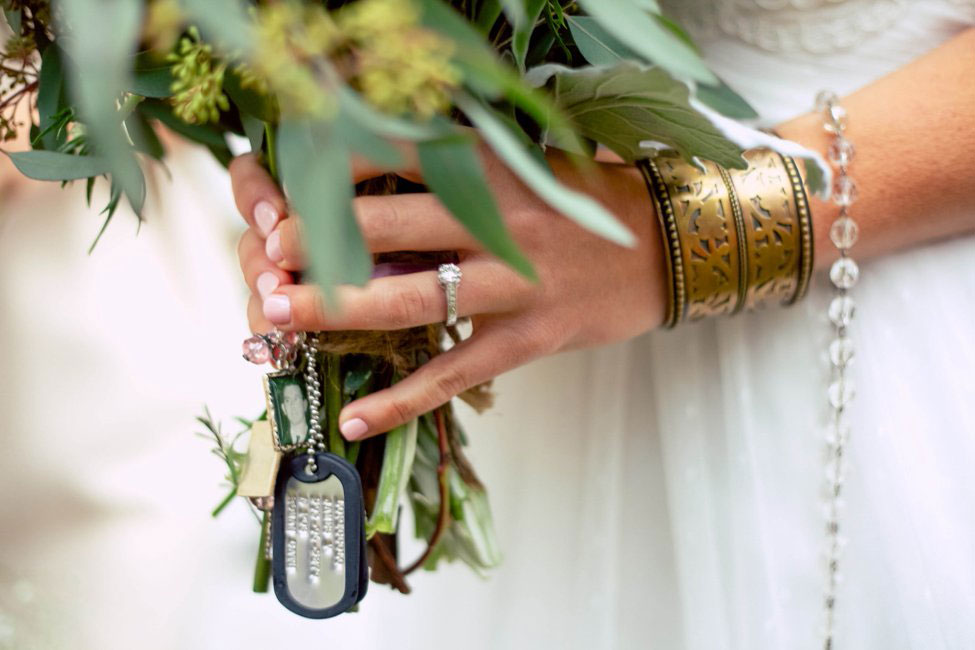 Eco-Friendly Wedding At Nashville