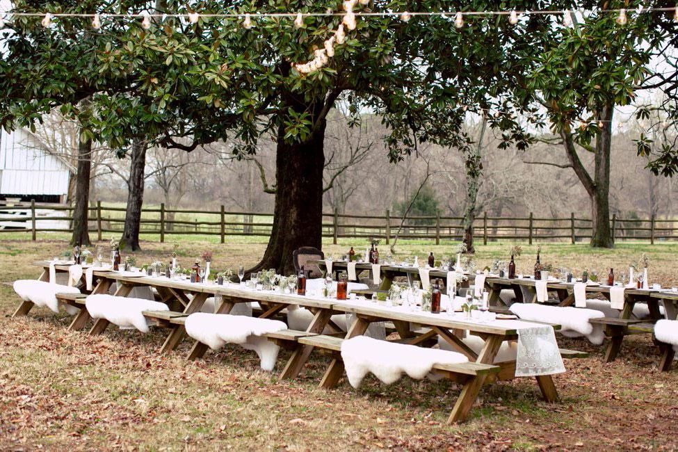 Eco Friendly Wedding At Nashville