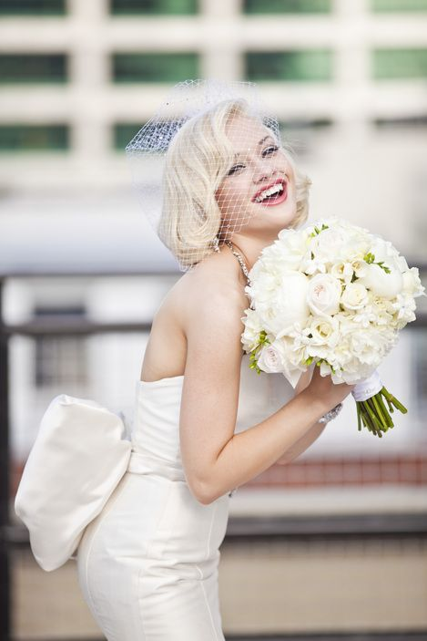 Full Smile Bride