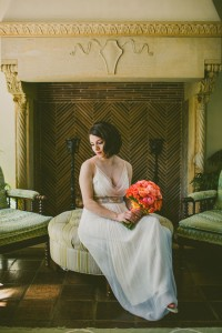 Southern Elegance At This Sunset Inspired North Carolina Graylyn Estat...