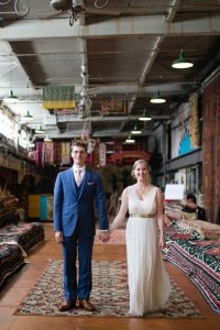 Eclectic Event Space Wedding At Philadelphia's Material Culture