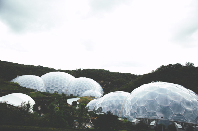 Why It Works Wednesday: Unique Wedding Venue Crushing UK Edition The Eden Project