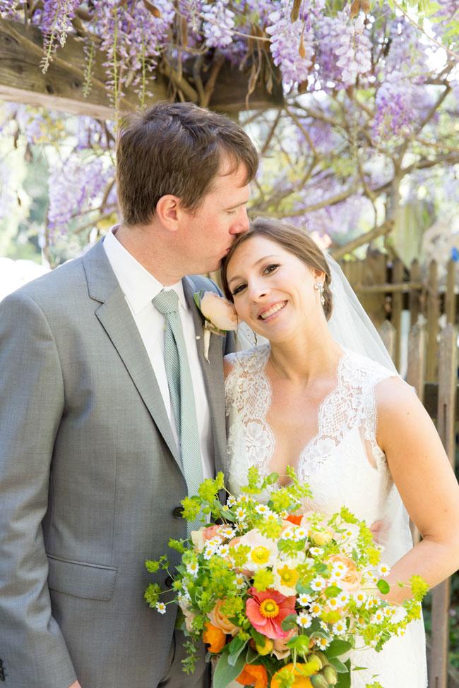 Monte Rio California Intimate Outdoor Meadow Wedding With Major Spunk | Photograph by Robin Jolin Photography   https://storyboardwedding.com/monte-rio-california-intimate-outdoor-meadow-wedding/