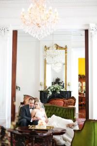 Classic Luxury Wedding At New Orleans Audubon Institute