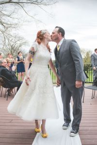 Retro Inspired Musical Wedding With Rockabilly Flair
