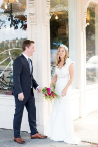 Backyard Style Eclectic Modern Wedding At Sausalito's Studio 333