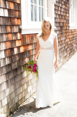 Backyard Style Eclectic Modern Wedding At Sausalito's Studio 333 | Photograph by Robin Jolin Photography  http://storyboardwedding.com/backyard-eclectic-modern-wedding-sausalito-studio-333/