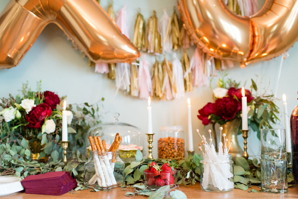 The Refined And Wonderfully Sophisticated Bachelorette Party | Photograph by Lauren W Photography  https://storyboardwedding.com/refined-sophisticated-bachelorette-party/