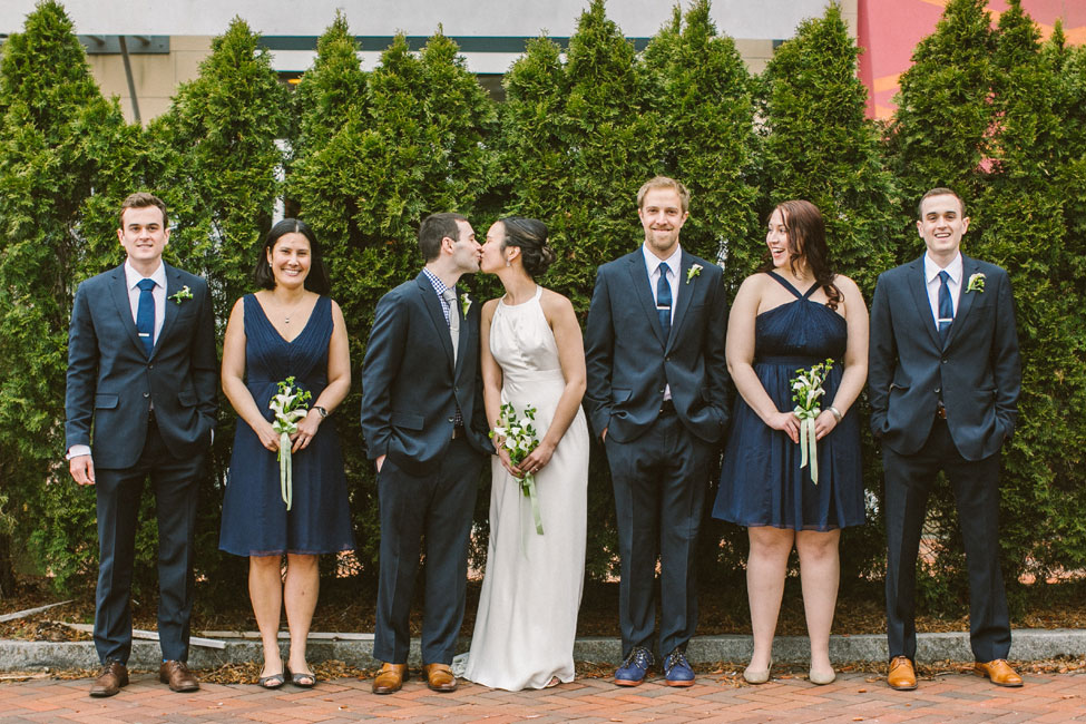 Traditional With A Twist Cambridge Massachusetts Hotel Marlowe Wedding | Photograph by Zac Wolf Photography  https://storyboardwedding.com/cambridge-massachusetts-hotel-marlowe-wedding/