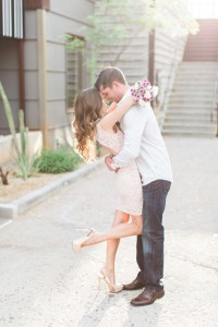 DC Ranch Market Place Scottsdale Engagement & Champagne Toast