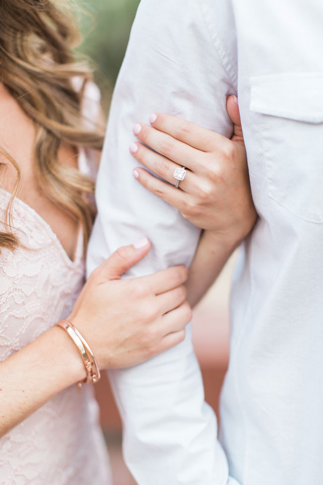 DC Ranch Market Place Scottsdale Engagement & Champagne Toast | Rachel Solomon Photography