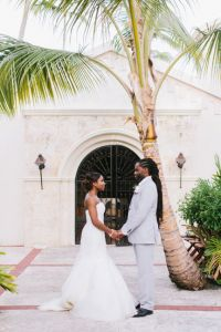 Punta Cana Dominican Republic Tropical Destination Beach Wedding