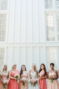 Truman Show Perfection In This Photo Perfect Seaside Florida Wedding