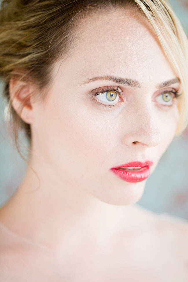 Berry Lip Bridal Makeup Beauty by Eden Di Bianco Melissa Kruse Photography Mattee Berry Lip 1