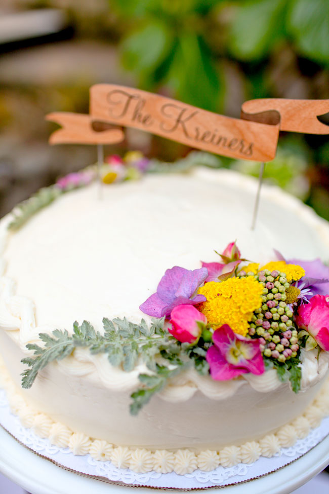 Vintage Wedding At Northern California